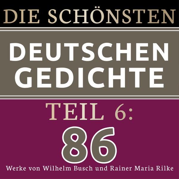 Die Schönsten Deutschen Gedichte 6 86 Werke Von De