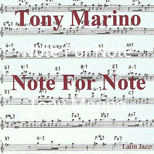 Note For Note de Tony Marino