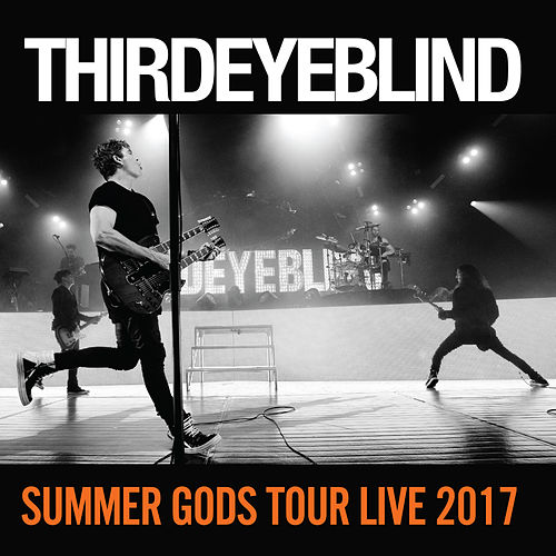 Summer Gods Tour Live 2017 von Third Eye Blind
