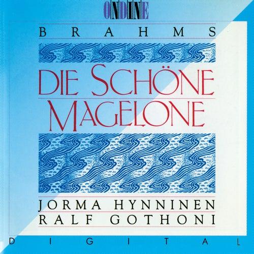 Brahms: Die Schöne Magelone by Jorma Hynninen