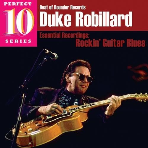 Rockin' Guitar Blues: Essential Recordings by Duke Robillard