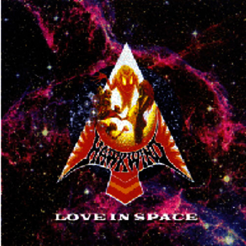 Love in Space de Hawkwind