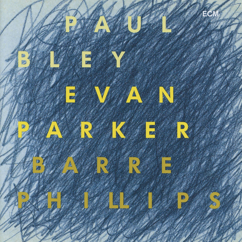 Time Will Tell by Barre Phillips
