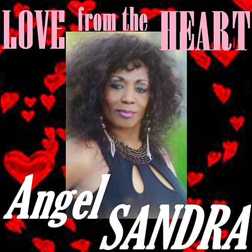 LOVE from the HEART de Angel Sandra