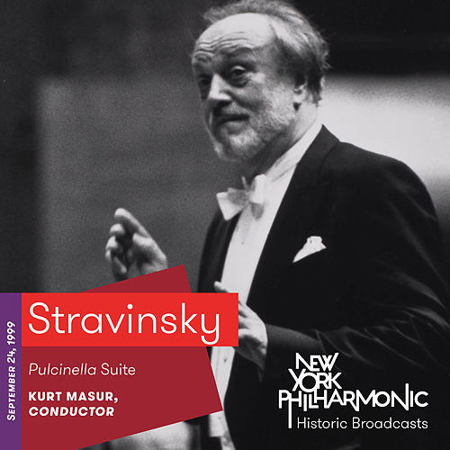 Stravinsky: Pulcinella Suite by New York Philharmonic