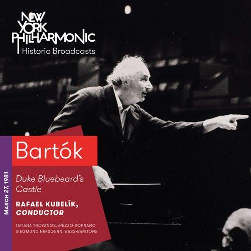 Bartók: Duke Bluebeard's Castle de Siegmund Nimsgern