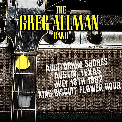 Live: Auditorium Shores, Austin, TX 18 Jul '87 by Gregg Allman
