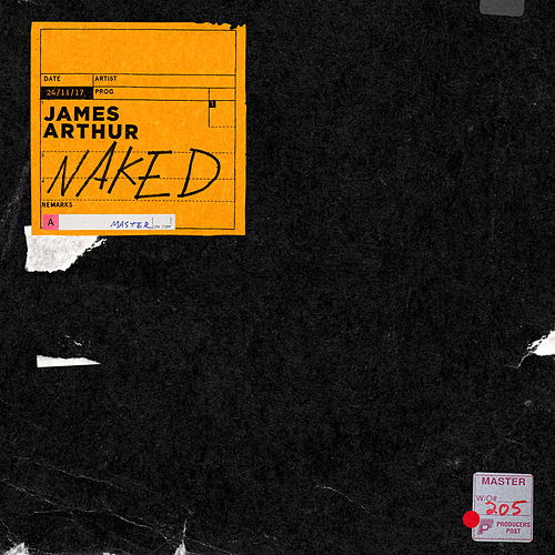 Naked de James Arthur