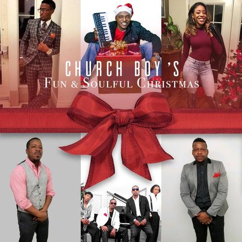 Church Boy's Fun & Soulful Christmas de Various Artists