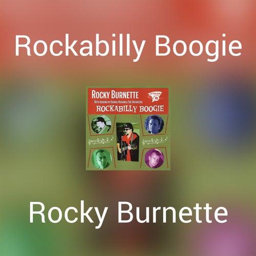 Rockabilly Boogie by Rocky Burnette