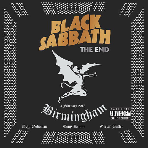 The End (Live) de Black Sabbath
