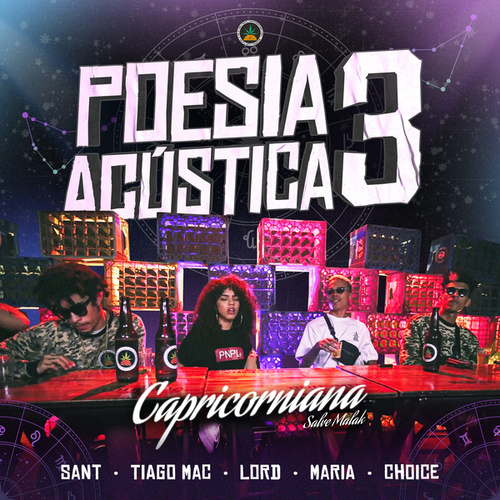 Poesia Acústica #3: Capricorniana de Pineapple StormTv