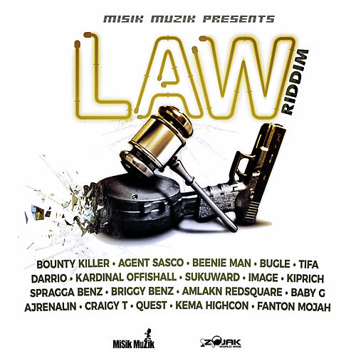 Law Riddim de Various Artists