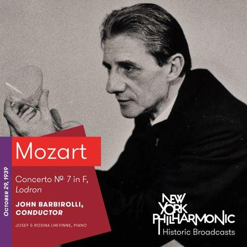Mozart: Concerto No. 7 in F de Rosina Lhevinne (1)