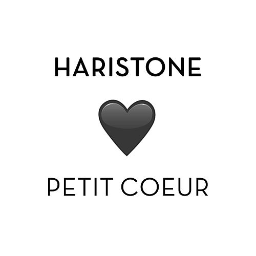 Petit cœur de Haristone