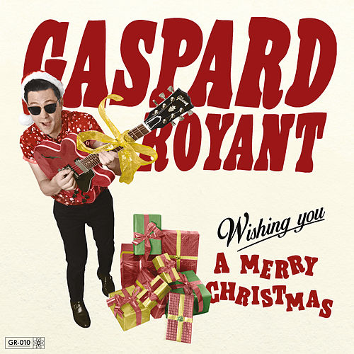 Wishing You a Merry Christmas von Gaspard Royant