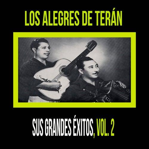Los Alegres de Terán - Sus Grandes Éxitos, Vol. 2 de Los Alegres de Teran