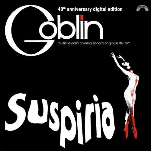 Suspiria (40th Anniversary) (Original Motion Picture Soundtrack) de Various Artists