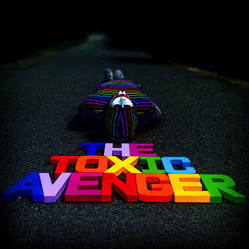 Superheroes de The Toxic Avenger