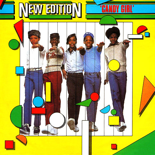 Candy Girl de New Edition