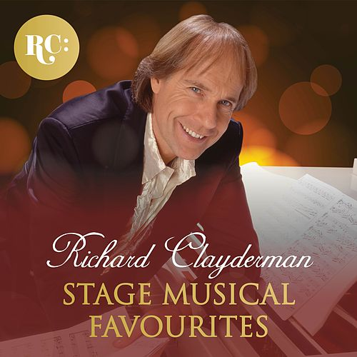 Stage Musical Favourites de Richard Clayderman