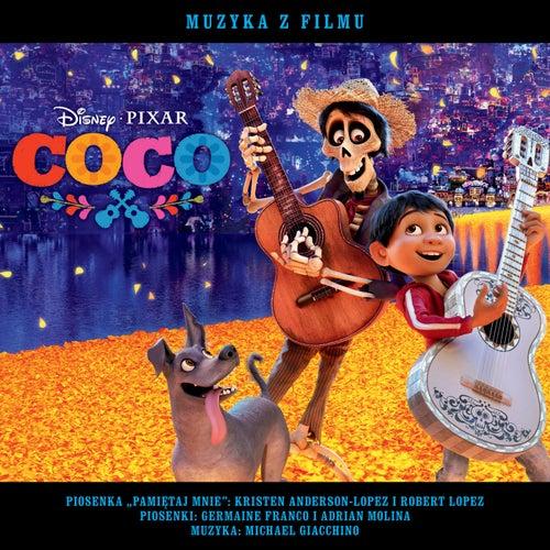 Coco (Ścieżka dźwiękowa polskiej wersji) de Various Artists