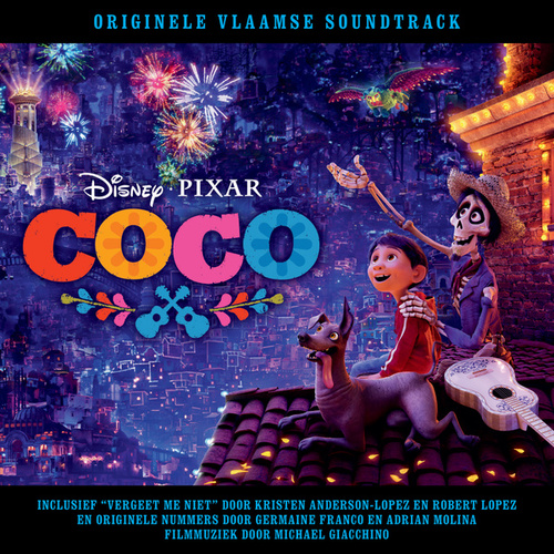 Coco (Originele Vlaamse Soundtrack) by Various Artists
