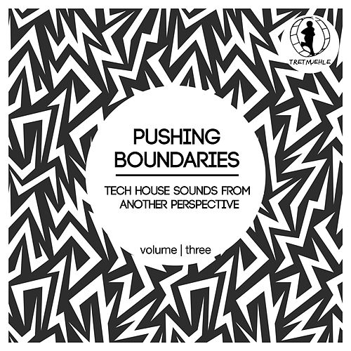 Pushing Bounderies, Vol. 3 - The Groovy Tech-House Experience de Various Artists