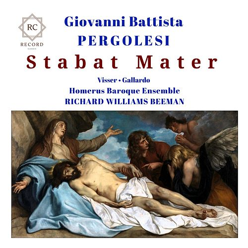 Pergolesi: Stabat Mater in F Minor,  P.77 von Giovanni Battista Pergolesi