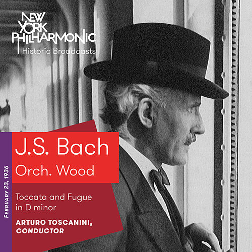 J.S. Bach: Tocatta and Fugue in D Minor by New York Philharmonic