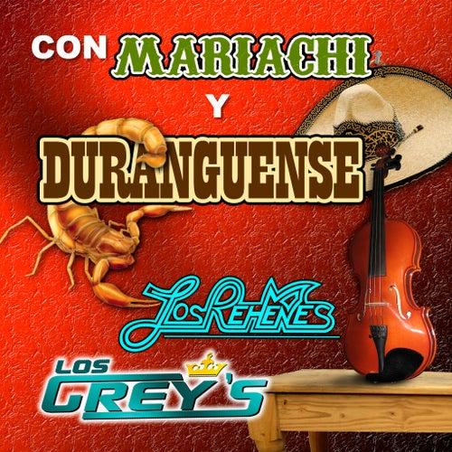 Con Mariachi Y Duranguense de Various Artists