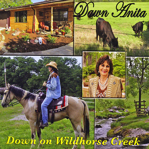 Down on Wildhorse Creek by Dawn Anita
