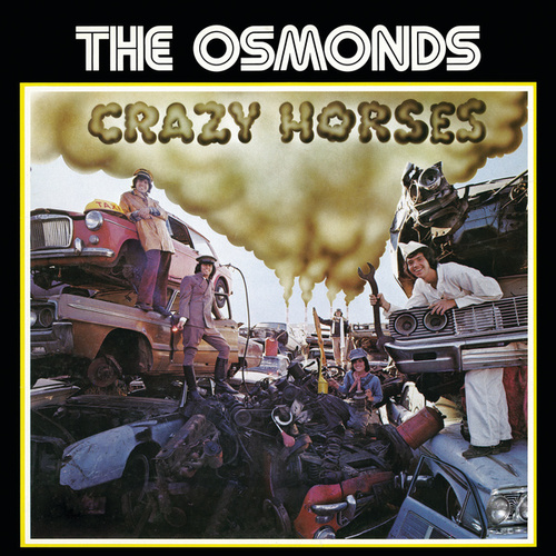 Crazy Horses de The Osmonds