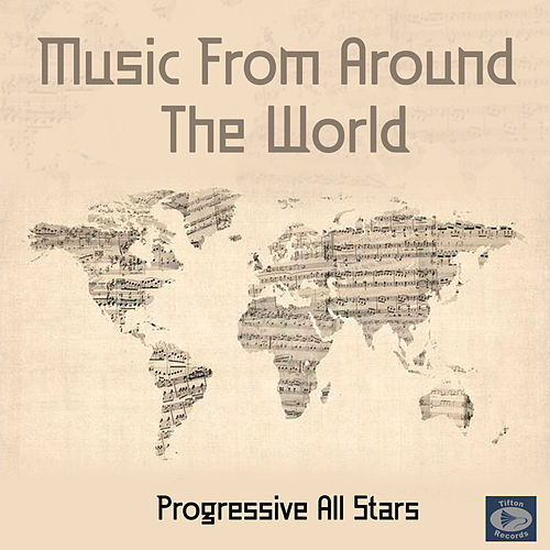 Music from Around the World de The Progressive All Stars