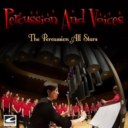Percussion & Voices de The Percussion All Stars