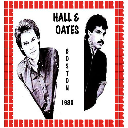 Boston 1980 by Hall & Oates