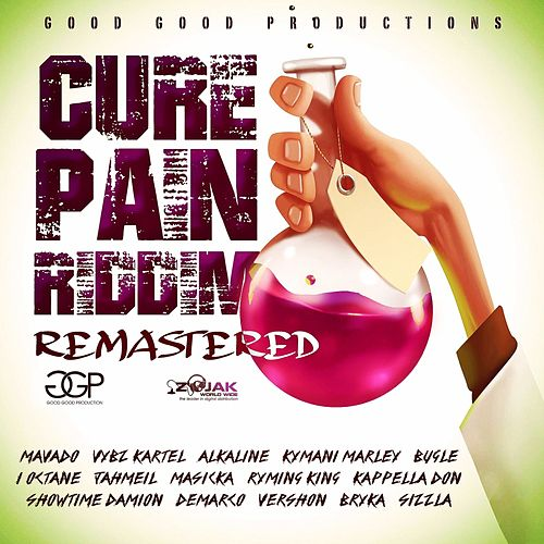 Cure Pain Riddim (Remastered) by Various Artists