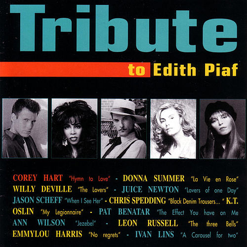 Tribute to Edith Piaf by Various Artists