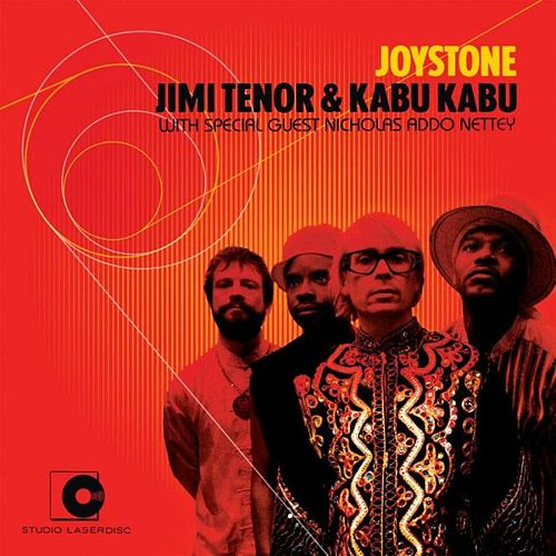 Joystone by Jimi Tenor