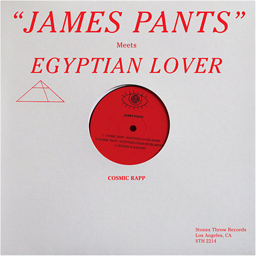 Cosmic Rapp (Egyptian Lover Remix) 12