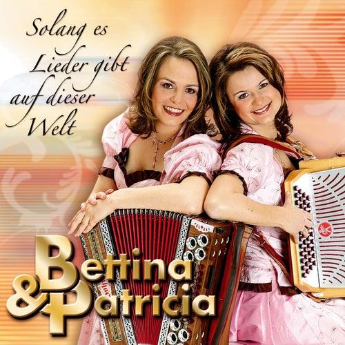 Solang es Lieder gibt auf dieser Welt de Bettina