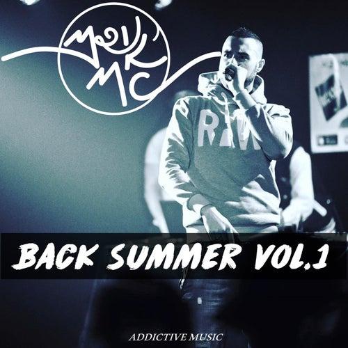 Back summer, vol. 1 by M2k'mc
