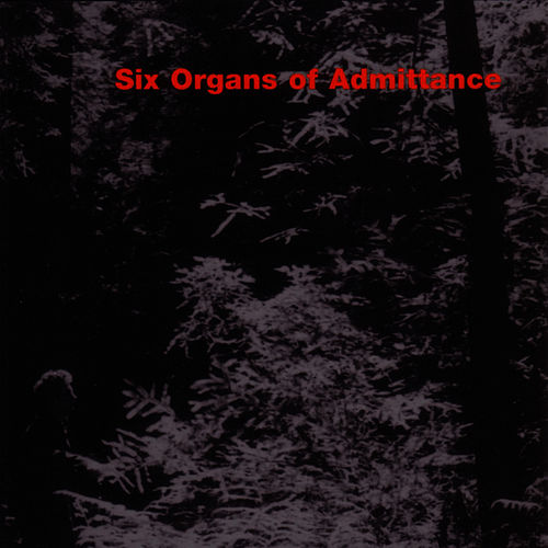 Six Organs Of Admittance von Six Organs Of Admittance
