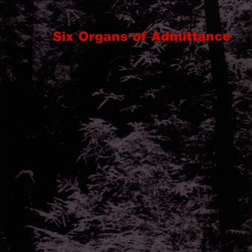 Six Organs Of Admittance von Six Organs Of Admittance