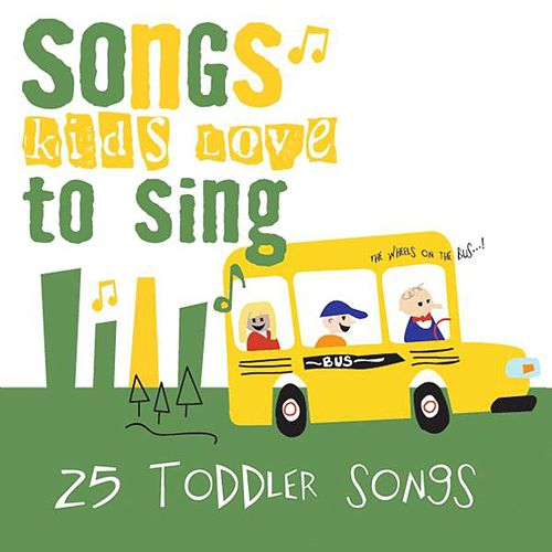 25 Toddler Songs de Songs Kids Love To Sing