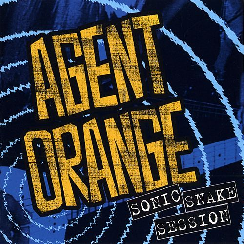 Sonic Snake Session by Agent Orange
