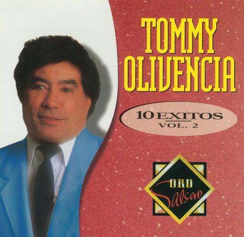 10 Exitos Vol.2 de Tommy Olivencia