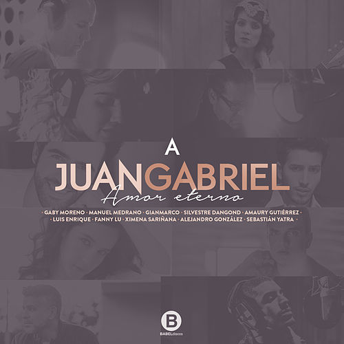 A Juan Gabriel, Amor Eterno de Various Artists