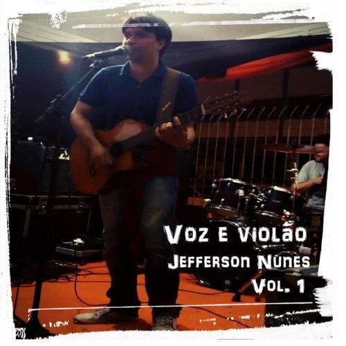 Voz e Violão, Vol. 1 de Jefferson Nunes