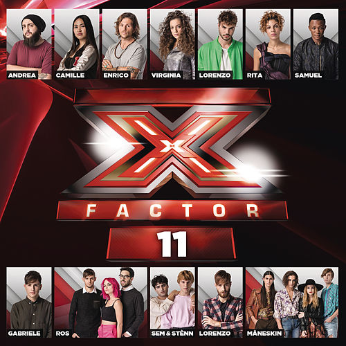 X Factor 11 Compilation de Various Artists